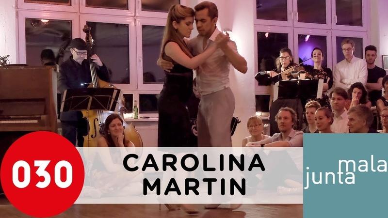 Carolina Bonaventura and Martin Ojeda – Gallo ciego by Tango Bravo