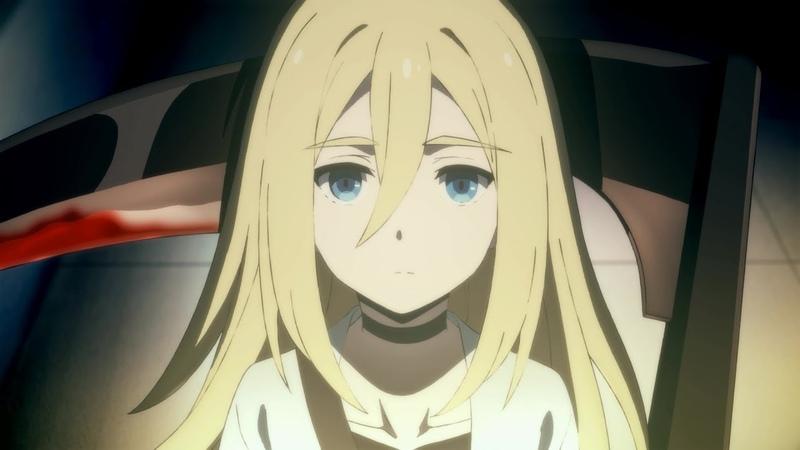 TVアニメーション「殺戮の天使」PV第2弾
