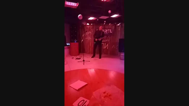 Виталий Молодецков в Barrel Pub