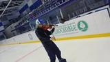 Ирландский фолк на коньках!