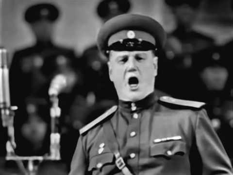 Гвардейцы в Берлине встречали весну - Ансамбль им. Александрова (1965)