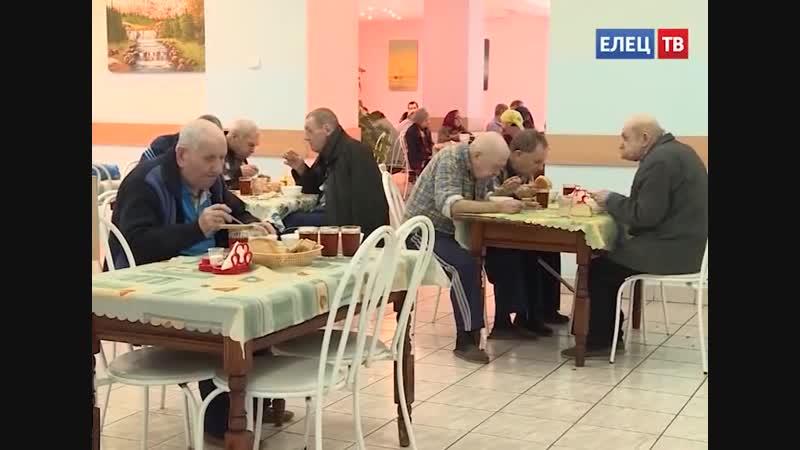 Первый в области. В Ельце открыли дневной стационар для пожилых и инвалидов