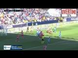 Обзор матча Малага - Атлетико 0:1 10.02.2018