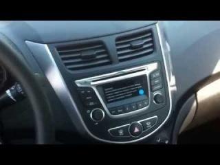 Hyundai Solaris 2015 рестайлинг 2014