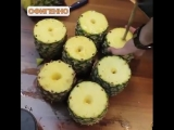 А я то думал, что он будет делать с этими ананасами