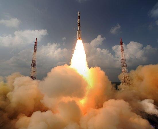 Индия запустила зонд MOM-1 / Mangalyaan 1 (Мангальян) по изучению Марса