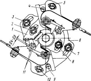 Регулировка зажигания двигателя мтз