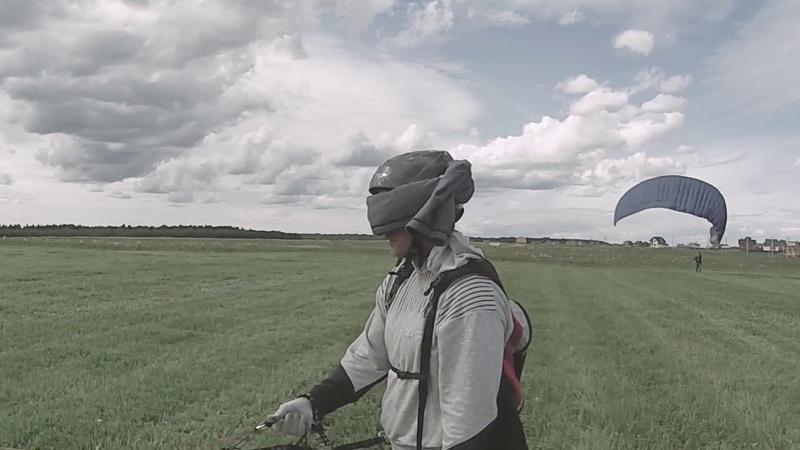 Курс наземной подготовки пилота параплана Крыло Ветра СПб