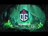 OG — чемпионы The International 2018!