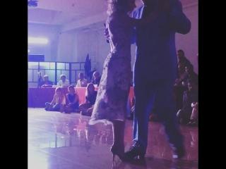 Momentos 2, 3/5 Mariano Chicho Frumboli  with Carolina Giannini  -Catania Tango Weekend- 29-30.06.2018 Night Milonga