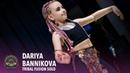 DARIYA BANNIKOVA / Tribal Fusion Solo