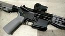 CRW介紹GHK custom Grey M4, Felixshi Mechanics Dragoon Buffer system