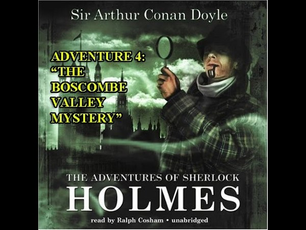 Learn english through story-Advance level-The Adventures of Sherlock Holmes : Adventures 4