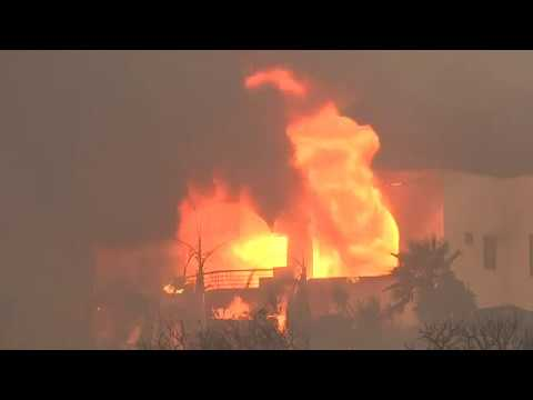 California wildfires: Death toll rises to 31 with 228 missing