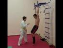 Чемпионская набивка и спаринги ашихара карате