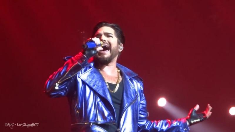 Q ueen Adam Lambert - S omebody to Love - P ark Theater - Las Vegas - 9.21.18