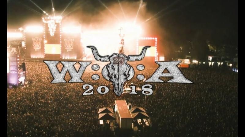 Nightwish Live At Wacken Open Air 2018