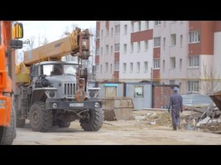 """Видео-дневник. Выпуск 4: ЖК """"Дубрава 3"""""""