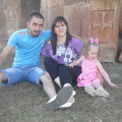 Anna Sargsyan, 2 сентября 1984, Зеленоград, id221537196