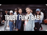 1Million dance studio Trust Fund Baby - Why Dont We / Yoojung Lee Choreography