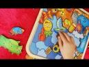 Пазл-головоломка Игрушки от смайл декор