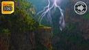 Успокаивающие Звуки Природы Шум дождя грозы и раскаты грома для сна и релаксации