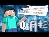 Minecraft Приключения Нуба - Вопросы и Ответы 2 (RUS)