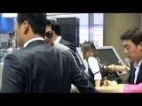 [직캠] 20140616 LeeMinHo Incheon Airport 입국 -- Shoot by Y.S & Rinabow MH