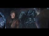 Удаленная сцена из «Мстителей: Война бесконечности» - Стражи галактики / Avengers Infinity War