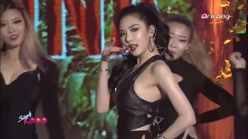 HyunA RED Simply Kpop