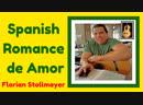 Spanish Romance de Amor Romance anonymous Jeux interdits Classical Guitar 2014 2018