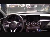 2019 Mercedes Benz C Class C 300 Sedan - Exterior Interior Walkaround - 2018 LA Auto Show