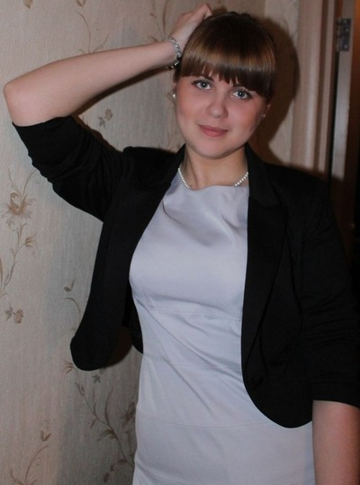 Анна Фёдорова, 24 октября 1990, Санкт-Петербург, id33096085