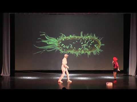 Hataraku Saibou - Эритроцит, Нейтрофил, Бактерия, Тромбоцит (ZFest18)