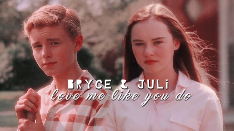 ► Bryce Juli Love me like you do