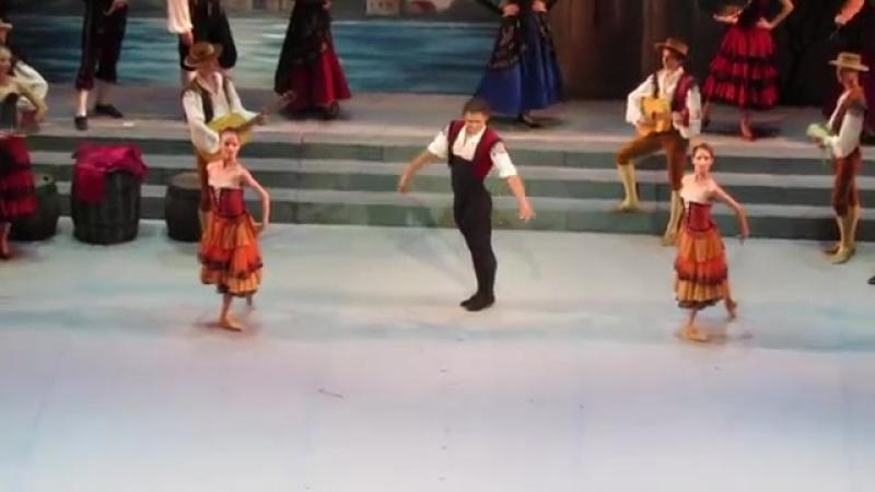 18.07.2018 Mikhailovsky Theatre, Don Quixote, 11 video-clips - Михайловский театр, Дон Кихот, 11 видео-клипы (6)