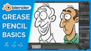 Learn Grease Pencil 2D Animation in Blender 2.8 Alpha 2