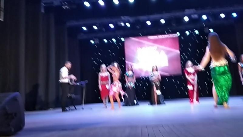 Юниоры Продолжающие Импровизация под дарбуку. Бердянск AURA bally dance festival