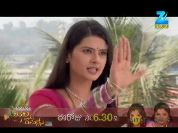 Punar Vivaaham - Telugu Serial - Zee Telugu TV Show - Full Episode - 269