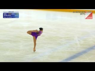 Mako Yamashita - 2017 Japanese Junior Nationals FS (720p_30fps_H264-192kbit_AAC)