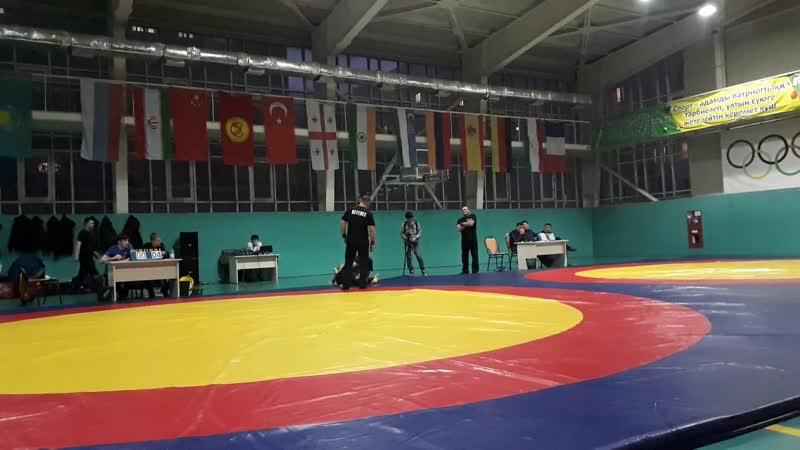 грепплинг отбор Данияр Каримжанов призер мира