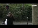 Социальный эксперимент во Франции пешеходов отучают переходить дорогу на красный свет