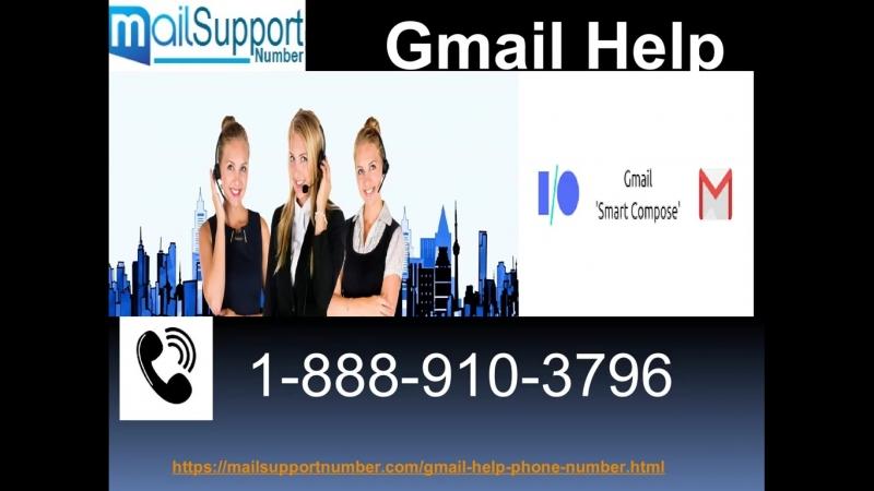 Call 1-888-910-3796 and Eradicate All Gmail errors Through Gmail Help