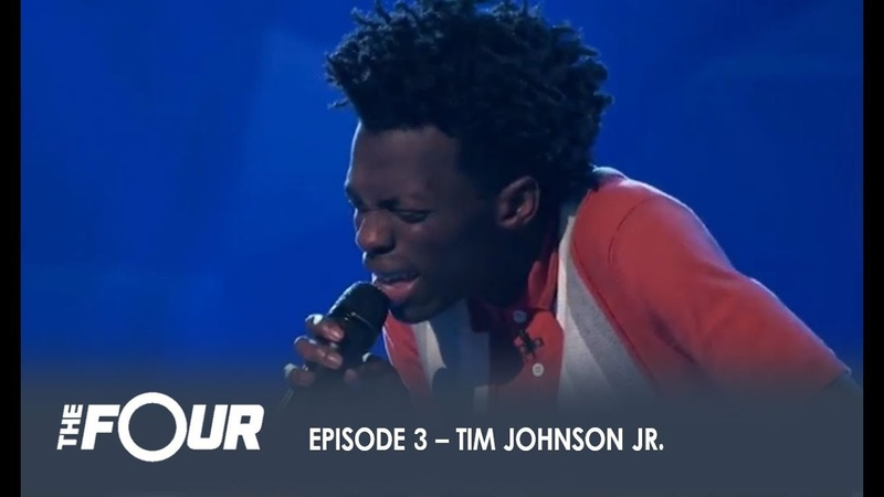Tim Johnson Jr Made It Big As A TV Actor But Now Hes Ready For Battle | S1E3 | The Four
