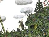 «Лис и мышонок». Виталий Бианки