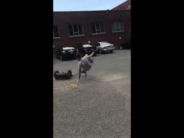 Укрощение взбесившегося ховерборда
