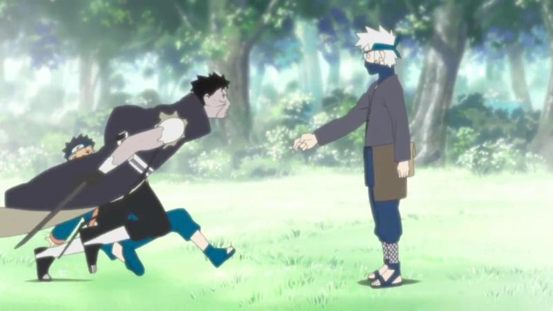 Naruto Shippuden Kakashi Vs Obito Full Fight 60FPS ENGLISH DUBBED
