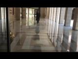 Опубликовано первое видео с Асадом после ударов по Сирии