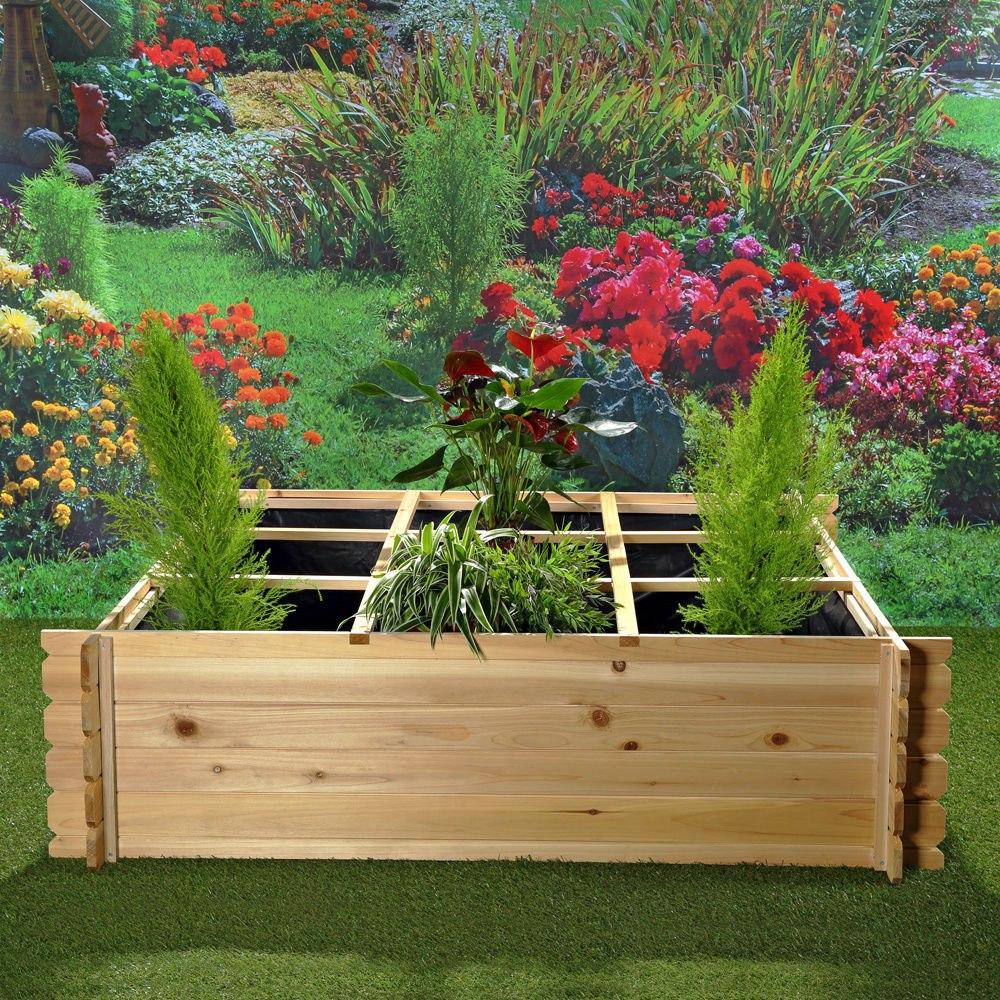 Terraza para jardin sharemedoc - Separador jardin ...