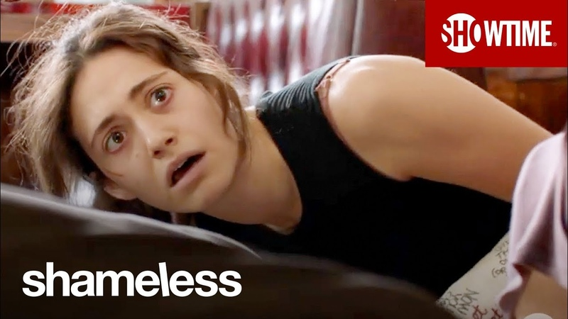 'She's Acting Kind Of Crazy' Ep 8 Official Clip Shameless Season 9